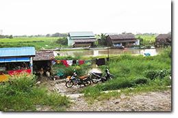 ミャンマーのヤンゴン公衆衛生大学院やSARA事務所を訪問、工業団地を視察