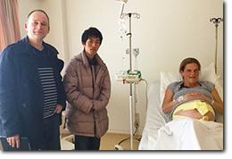 オランダで、男性助産師の活動や母子保健について学ぶ