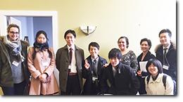 米国ハーバード大学 T.H.Chan, School of public Health で公衆衛生について学ぶ
