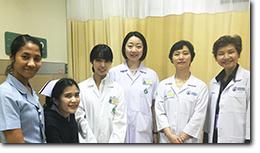 タイのマヒドン大学でタイの看護事情について学ぶ