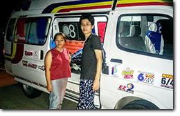 フィリピン国立大学医学部レイテ校で地域医療について学ぶ
